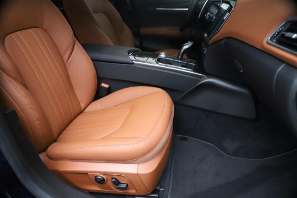 New 2020 Maserati Ghibli S Q4 for sale $87,285 at Maserati of Greenwich in Greenwich CT 06830 24