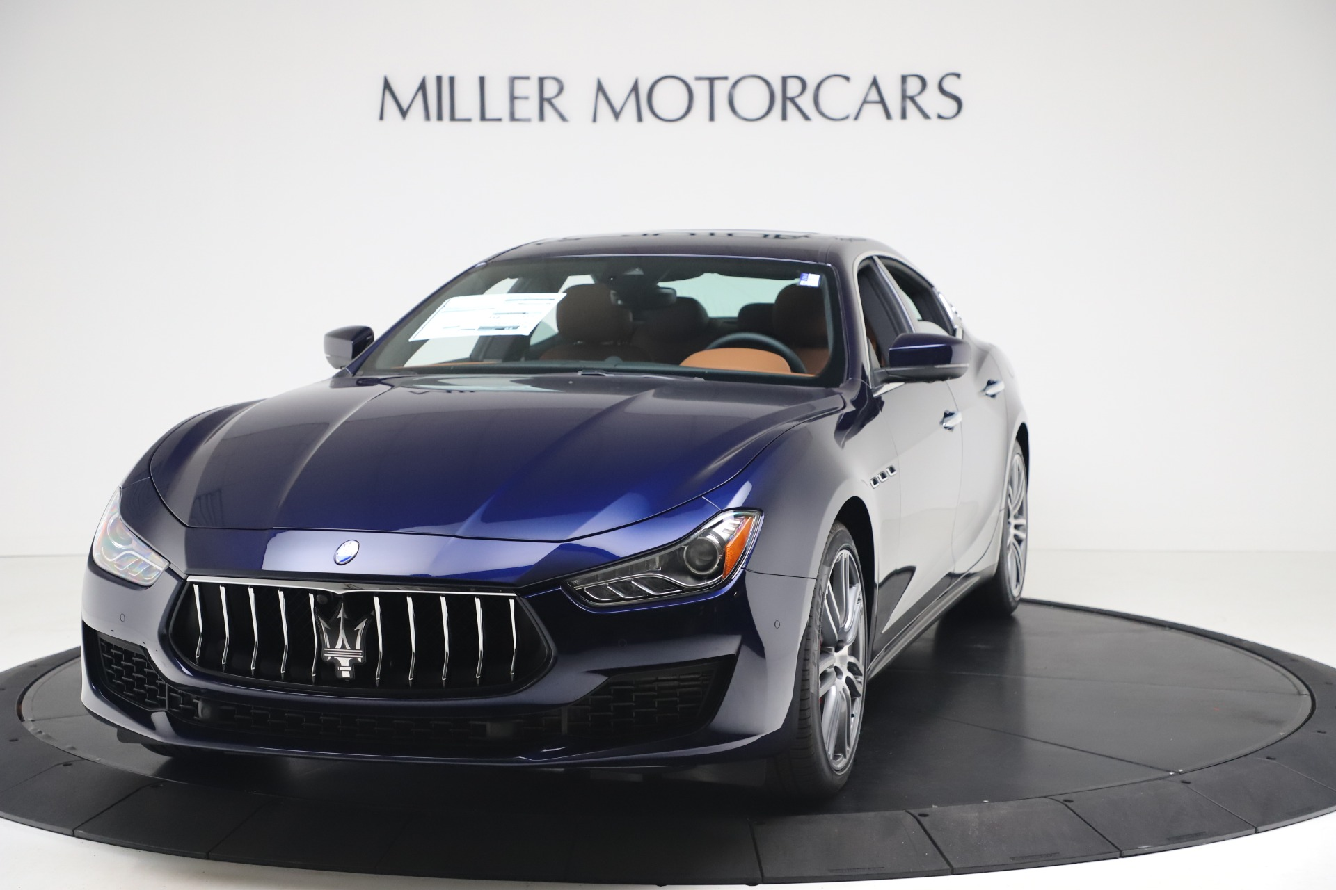 New 2020 Maserati Ghibli S Q4 for sale $87,285 at Maserati of Greenwich in Greenwich CT 06830 1