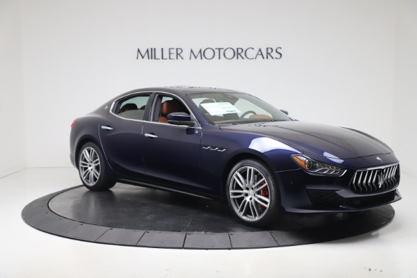 New 2020 Maserati Ghibli S Q4 for sale $87,285 at Maserati of Greenwich in Greenwich CT 06830 10