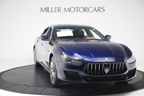 New 2020 Maserati Ghibli S Q4 for sale $87,285 at Maserati of Greenwich in Greenwich CT 06830 11