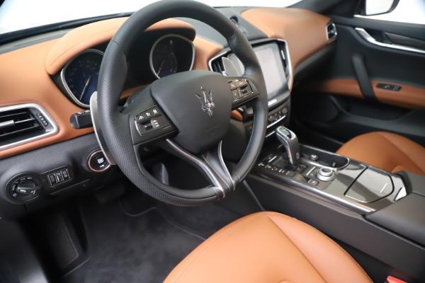 New 2020 Maserati Ghibli S Q4 for sale Sold at Maserati of Greenwich in Greenwich CT 06830 13