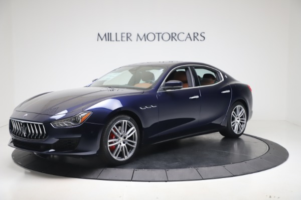 New 2020 Maserati Ghibli S Q4 for sale $87,285 at Maserati of Greenwich in Greenwich CT 06830 2