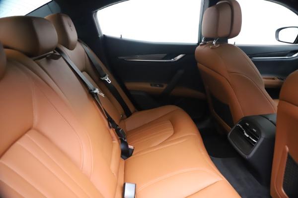 New 2020 Maserati Ghibli S Q4 for sale Sold at Maserati of Greenwich in Greenwich CT 06830 27
