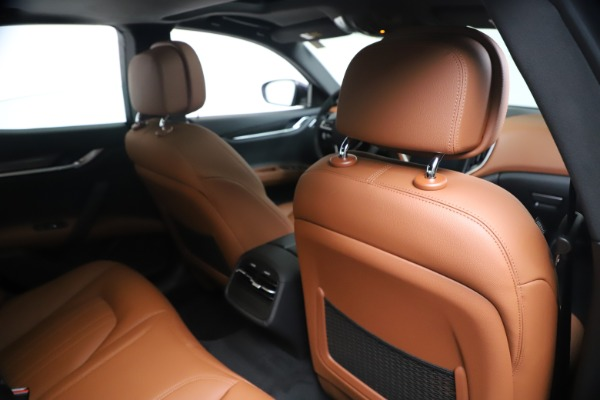 New 2020 Maserati Ghibli S Q4 for sale $87,285 at Maserati of Greenwich in Greenwich CT 06830 28