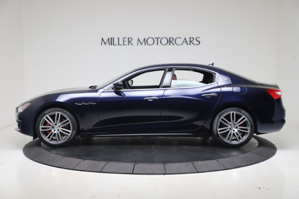 New 2020 Maserati Ghibli S Q4 for sale $87,285 at Maserati of Greenwich in Greenwich CT 06830 3