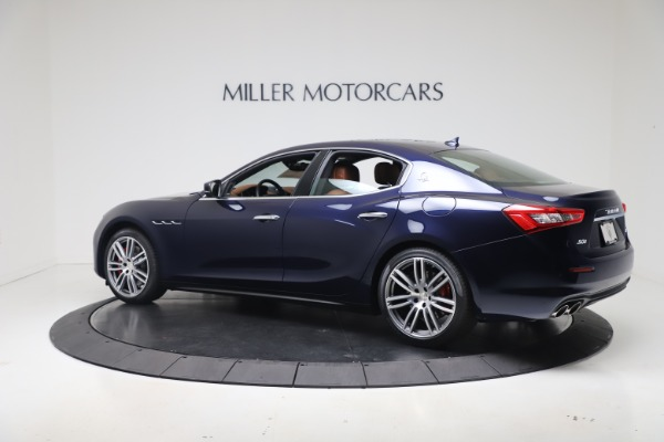New 2020 Maserati Ghibli S Q4 for sale $87,285 at Maserati of Greenwich in Greenwich CT 06830 4