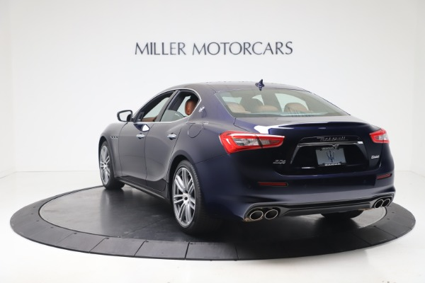 New 2020 Maserati Ghibli S Q4 for sale $87,285 at Maserati of Greenwich in Greenwich CT 06830 5