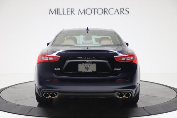 New 2020 Maserati Ghibli S Q4 for sale Sold at Maserati of Greenwich in Greenwich CT 06830 6