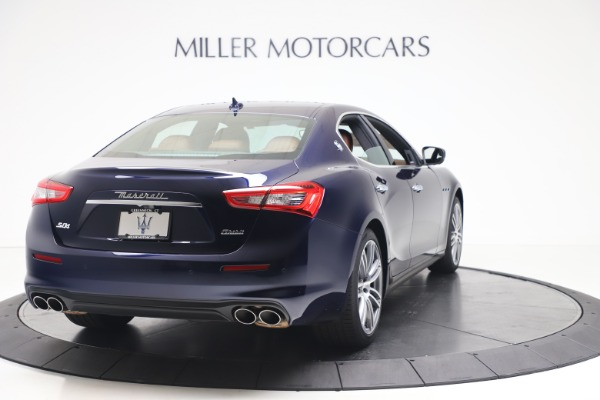 New 2020 Maserati Ghibli S Q4 for sale $87,285 at Maserati of Greenwich in Greenwich CT 06830 7