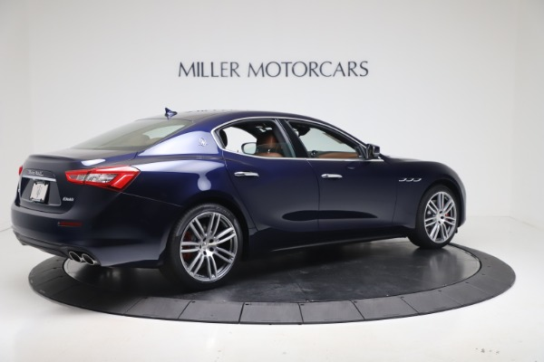 New 2020 Maserati Ghibli S Q4 for sale $87,285 at Maserati of Greenwich in Greenwich CT 06830 8