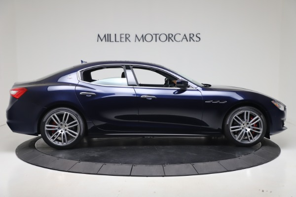 New 2020 Maserati Ghibli S Q4 for sale $87,285 at Maserati of Greenwich in Greenwich CT 06830 9