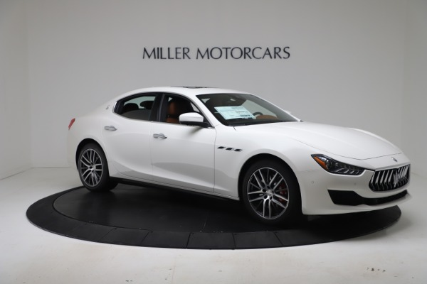 New 2020 Maserati Ghibli S Q4 for sale $69,750 at Maserati of Greenwich in Greenwich CT 06830 10