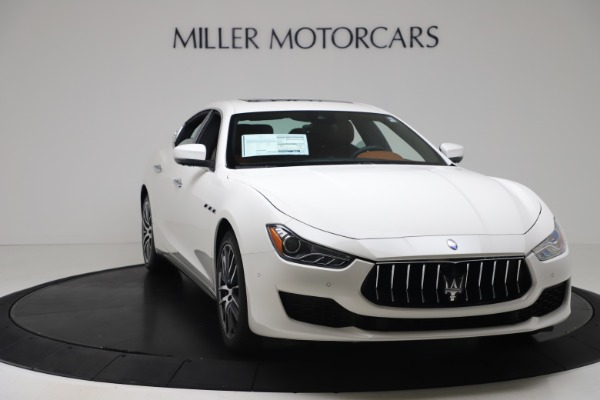 New 2020 Maserati Ghibli S Q4 for sale $69,750 at Maserati of Greenwich in Greenwich CT 06830 11