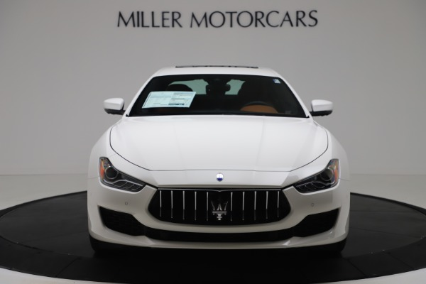 New 2020 Maserati Ghibli S Q4 for sale $69,750 at Maserati of Greenwich in Greenwich CT 06830 12