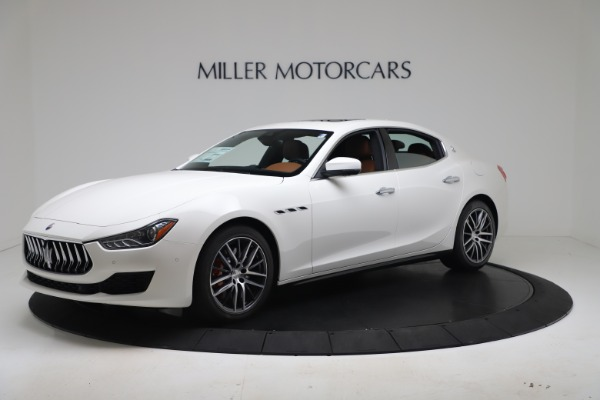 New 2020 Maserati Ghibli S Q4 for sale $69,750 at Maserati of Greenwich in Greenwich CT 06830 2