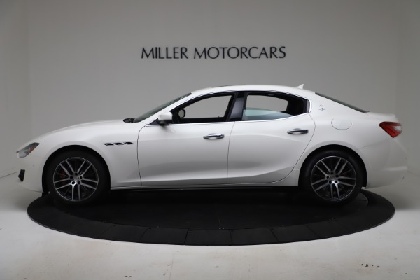 New 2020 Maserati Ghibli S Q4 for sale $69,750 at Maserati of Greenwich in Greenwich CT 06830 3