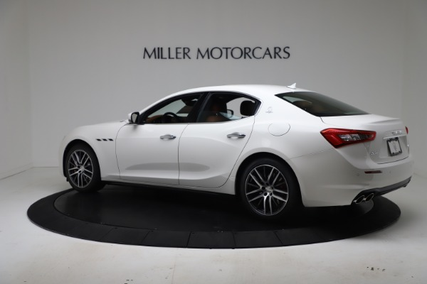 New 2020 Maserati Ghibli S Q4 for sale $69,750 at Maserati of Greenwich in Greenwich CT 06830 4