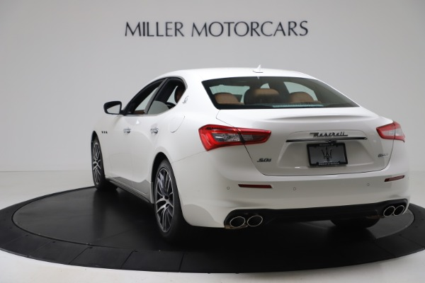 New 2020 Maserati Ghibli S Q4 for sale $69,750 at Maserati of Greenwich in Greenwich CT 06830 5