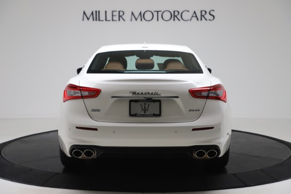 New 2020 Maserati Ghibli S Q4 for sale $69,750 at Maserati of Greenwich in Greenwich CT 06830 6