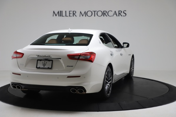 New 2020 Maserati Ghibli S Q4 for sale $69,750 at Maserati of Greenwich in Greenwich CT 06830 7
