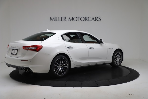 New 2020 Maserati Ghibli S Q4 for sale $69,750 at Maserati of Greenwich in Greenwich CT 06830 8