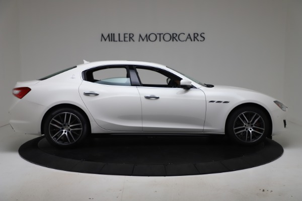 New 2020 Maserati Ghibli S Q4 for sale $69,750 at Maserati of Greenwich in Greenwich CT 06830 9
