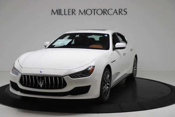 New 2020 Maserati Ghibli S Q4 for sale $69,750 at Maserati of Greenwich in Greenwich CT 06830 1