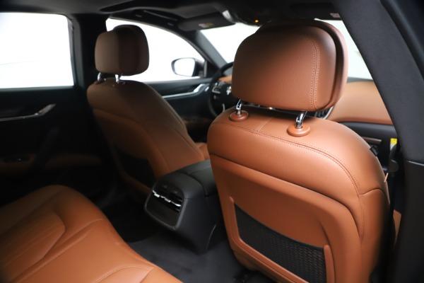 New 2020 Maserati Ghibli S Q4 for sale $87,285 at Maserati of Greenwich in Greenwich CT 06830 28