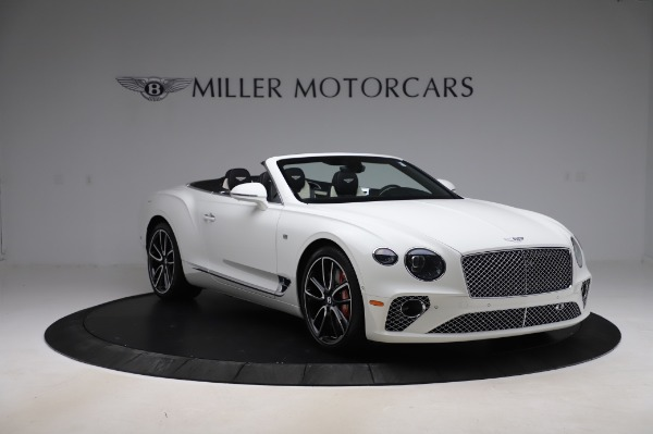 New 2020 Bentley Continental GTC V8 First Edition for sale $281,365 at Maserati of Greenwich in Greenwich CT 06830 10