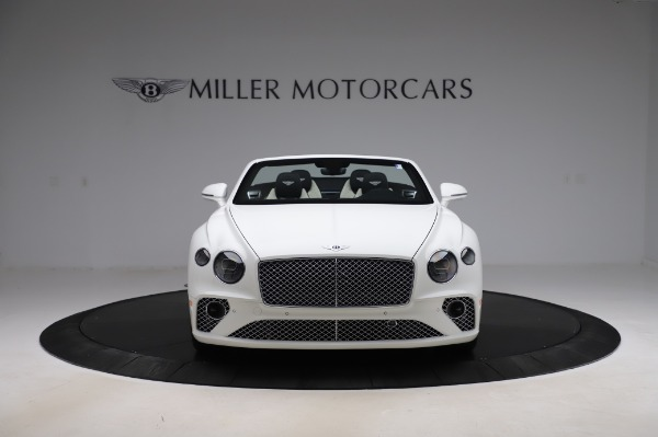 New 2020 Bentley Continental GTC V8 First Edition for sale $281,365 at Maserati of Greenwich in Greenwich CT 06830 11