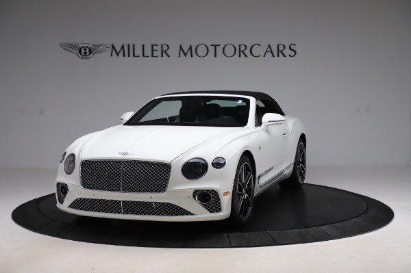 New 2020 Bentley Continental GTC V8 First Edition for sale $281,365 at Maserati of Greenwich in Greenwich CT 06830 12