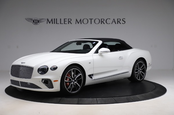 New 2020 Bentley Continental GTC V8 First Edition for sale $281,365 at Maserati of Greenwich in Greenwich CT 06830 13