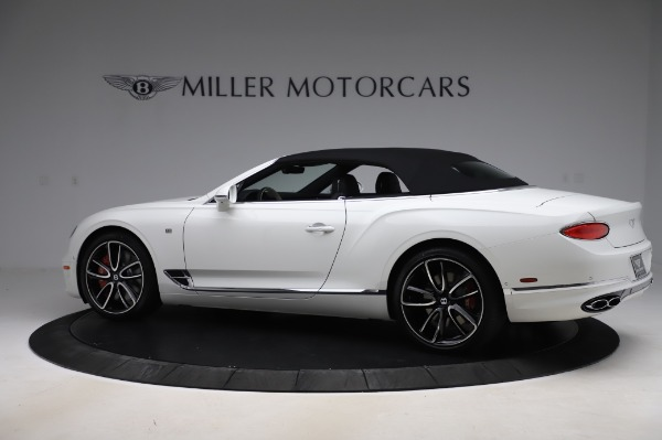 New 2020 Bentley Continental GTC V8 First Edition for sale $281,365 at Maserati of Greenwich in Greenwich CT 06830 15