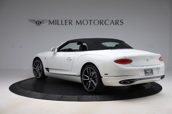 New 2020 Bentley Continental GTC V8 First Edition for sale $281,365 at Maserati of Greenwich in Greenwich CT 06830 16