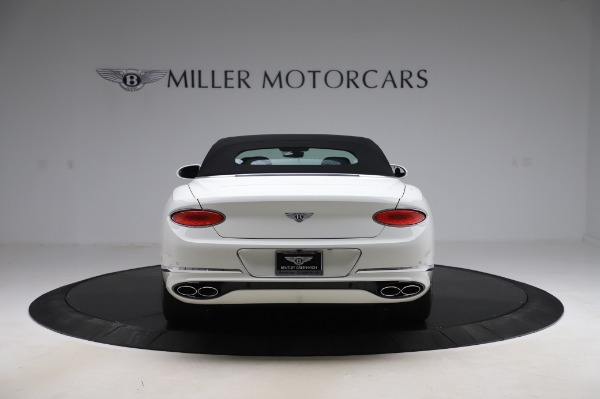 New 2020 Bentley Continental GTC V8 First Edition for sale $281,365 at Maserati of Greenwich in Greenwich CT 06830 17