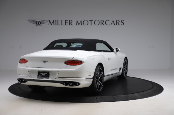 New 2020 Bentley Continental GT Convertible V8 First Edition for sale $281,365 at Maserati of Greenwich in Greenwich CT 06830 18