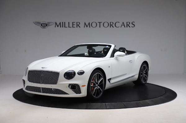 New 2020 Bentley Continental GTC V8 First Edition for sale $281,365 at Maserati of Greenwich in Greenwich CT 06830 2