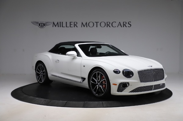 New 2020 Bentley Continental GTC V8 First Edition for sale $281,365 at Maserati of Greenwich in Greenwich CT 06830 22