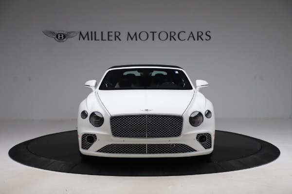 New 2020 Bentley Continental GTC V8 First Edition for sale $281,365 at Maserati of Greenwich in Greenwich CT 06830 23