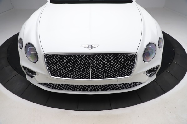 New 2020 Bentley Continental GT Convertible V8 First Edition for sale $281,365 at Maserati of Greenwich in Greenwich CT 06830 24