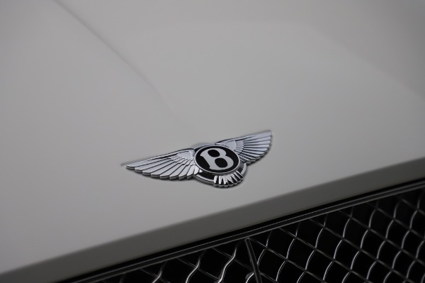 New 2020 Bentley Continental GTC V8 First Edition for sale $281,365 at Maserati of Greenwich in Greenwich CT 06830 25
