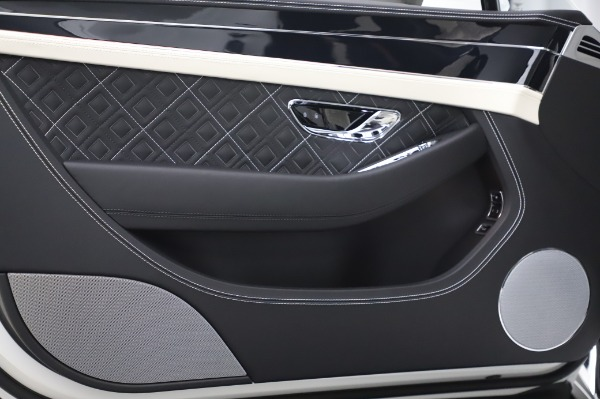 New 2020 Bentley Continental GTC V8 First Edition for sale $281,365 at Maserati of Greenwich in Greenwich CT 06830 28