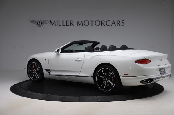 New 2020 Bentley Continental GTC V8 First Edition for sale $281,365 at Maserati of Greenwich in Greenwich CT 06830 4