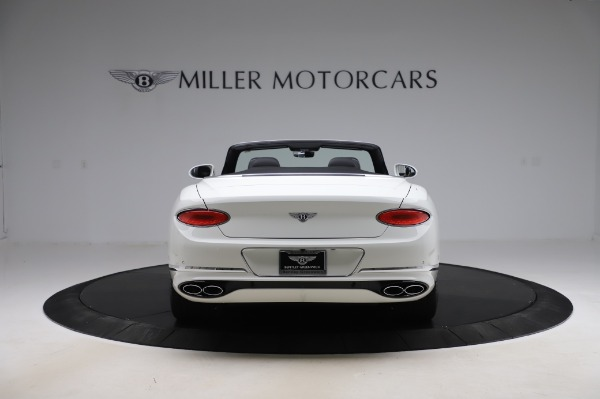 New 2020 Bentley Continental GT Convertible V8 First Edition for sale $281,365 at Maserati of Greenwich in Greenwich CT 06830 5