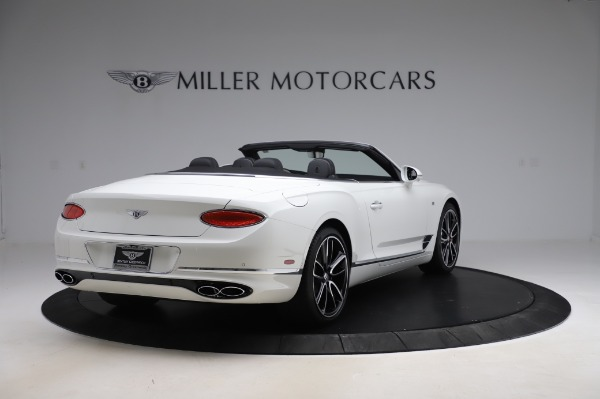 New 2020 Bentley Continental GT Convertible V8 First Edition for sale $281,365 at Maserati of Greenwich in Greenwich CT 06830 6