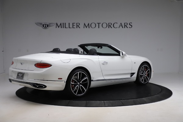 New 2020 Bentley Continental GT Convertible V8 First Edition for sale $281,365 at Maserati of Greenwich in Greenwich CT 06830 7