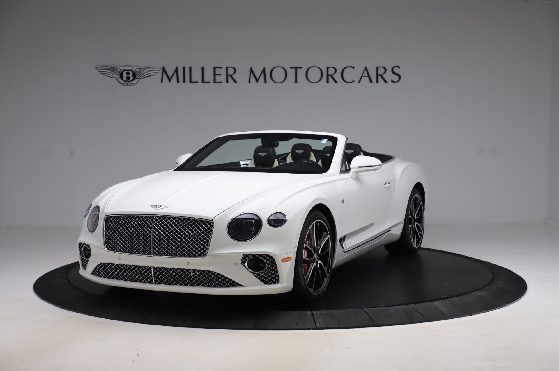 New 2020 Bentley Continental GTC V8 First Edition for sale $281,365 at Maserati of Greenwich in Greenwich CT 06830 1