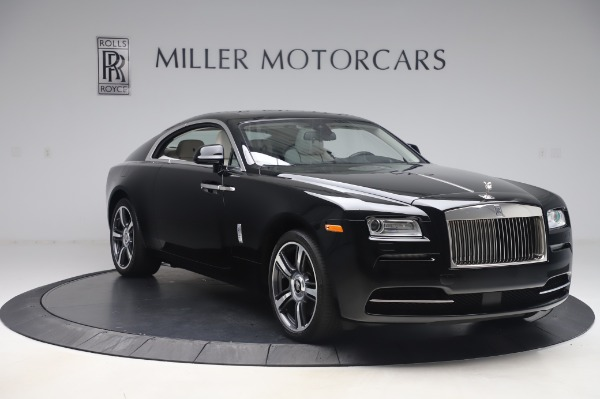 Used 2014 Rolls-Royce Wraith for sale $165,900 at Maserati of Greenwich in Greenwich CT 06830 11