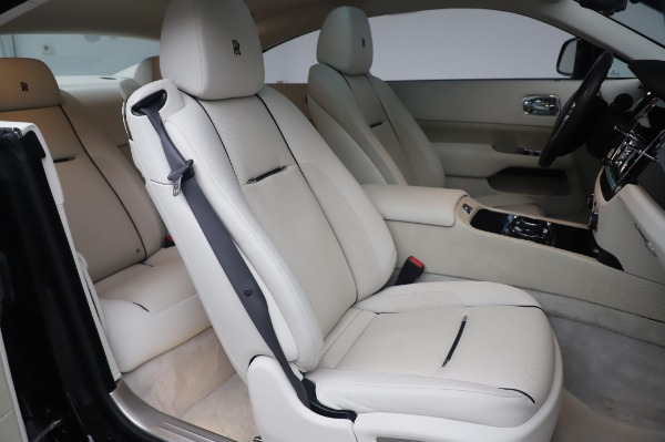 Used 2014 Rolls-Royce Wraith for sale $165,900 at Maserati of Greenwich in Greenwich CT 06830 14