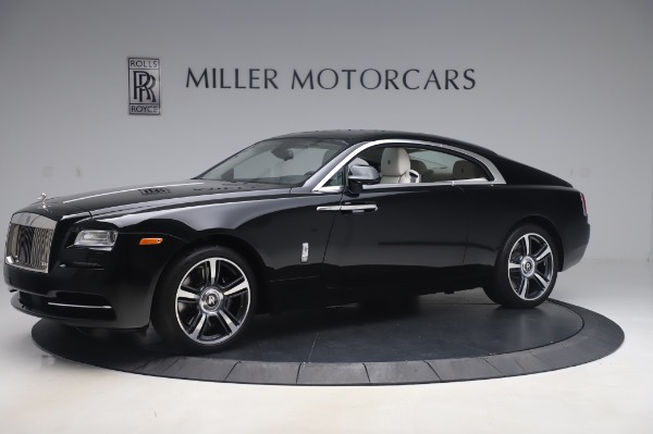 Used 2014 Rolls-Royce Wraith for sale $165,900 at Maserati of Greenwich in Greenwich CT 06830 2